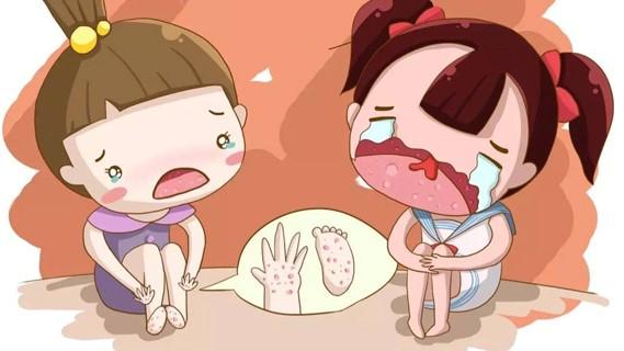 初期 手足 口 症状 病